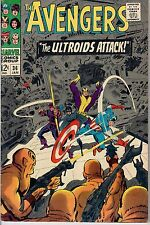 Avengers (1963 1st Series) #36! Cover by DON HECK!