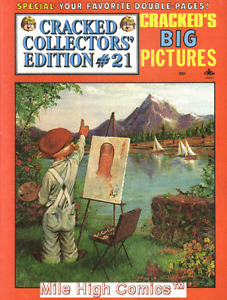 CRACKED COLLECTORS EDITION (MAG) #21 Fine