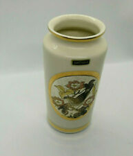 Art of Chokin Vase Japanese 24kt Gold Plated Collectible Antique Dynasty Gallery