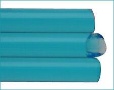 -NEU- Aquamarin Hell (4/5mm) Transparente Glasstangen - Effetre T034