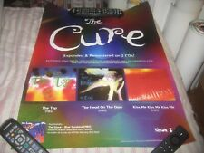 The Cure-(expanded & remastered)-1 Poster-18X24 Inches-Excellent-Rare!