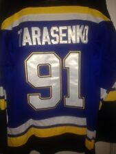 HOCKEY JERSEY ST-LOUIS BLUES TARASENKO O'Reilly Perron Schenn Binnington