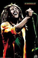 BOB MARLEY ~ FEELING IT LIVE 22x34 MUSIC POSTER Reggae NEW/ROLLED!