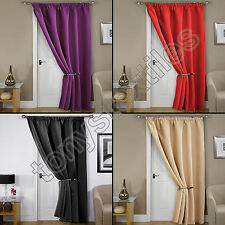 Blackout Fabric Modern Curtains & Pelmets