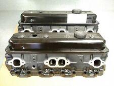 Original 1987-95 TBI 350 Chevy Cylinder Heads OEM Part #10110810 Nice