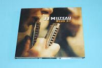 """JJ MILTEAU """"BLUE 3rd"""" 13 TITRES, BOÎTIER DIGIPACK / UNIVERSAL 2003, BON ETAT"""