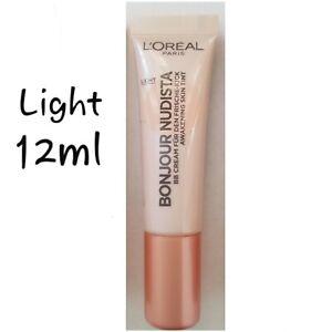 L'Oreal Paris Bonjour Nudista  BB Cream: LIGHT 12ML