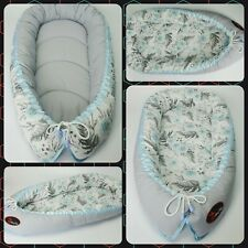 BABY NEST POD COCOON normal size 0-6 m HIGH QUALITY (WAS £25.99) CHRISTMAS SALE!