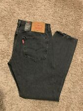 Levi's Premium 512 Lo-Ball Stack Stretch Jeans Men's Size 34 NWT RT$89 0022 F2