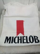 Michelob Sports Towel 22 inch x 15 inch with Hook