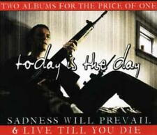 Today Is The Day: Sadness Will Prevail & Live Till You Die 3-Disc Set MUSIC CDs