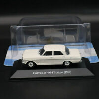 1:43 IXO Altaya Chevrolet 400 4 Puertas 1962 Diecast Models Limited Edition