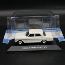 1:43 IXO Altaya Chevrolet 400 4 Puertas 1962 Diecast Models Limited Edition