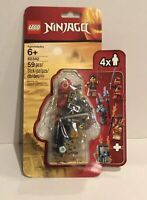 LEGO 40342 Ninjago Minifigure Pack With Clutch Powers 59pcs New In Hand