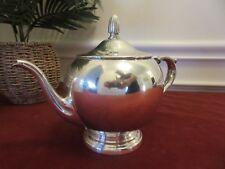 VINTAGE EPCA BRISTAL SILVER TEA POT NO.39 --