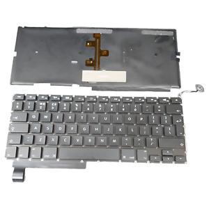 """Genuine Apple MacBook Pro 15"""" A1286 2009 - 2012 Laptop UK Keyboard + Backlight"""