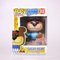 Sugar Bear Funko Pop Vinyl New in Mint Box + Protector