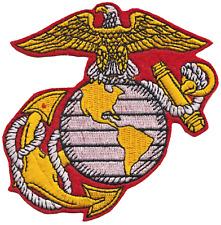 United States Marine Corps USMC Symbol - Eagle Globe & Anchor Embroidered Patch