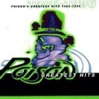 "POISON ""POISON'S GREATEST HITS 1986-96"" CD NEUWARE !!!"