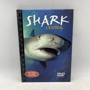 Natural Killers Predators Shark Central DVD Booklet Rare Documentary Free Post