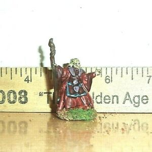1 METAL Ral Partha Painted Elf MAGE Magic D&D OOP Dungeons & Dragons  PATHFINDER