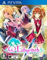 USED ​​PS Vita Omega labyrinth Official Japan import