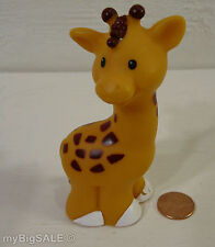 Fisher Price Little People GIRAFFE Tail Down Dark Spots Noah's Ark Replacement