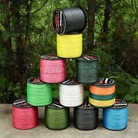300M/500M/1000M Strong Dyneema Spectra Extreme 100% PE Braided Sea Fishing Line