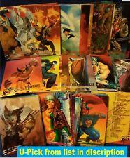1996 Skybox Fleer Ultra X-Men Wolverine Base Cards U–Pick-1