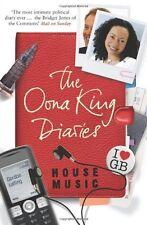 THE OONA KING DIARIES __ HOUSE MUSIC __ BRAND NEW ___ FREEPOST UK