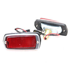Front and Rear Fender Indicator Lights Lamps New Pair LH//RH Fit DATSUN 510 120Y 280Z 240Z 260Z S30 1968-1978