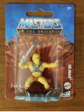 Masters of the Universe Micro Collection 5 Figure Set * Skeletor * He-Man * Orko