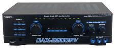 2018 Vocopro DAX9900RV Studio Grade Key Control Karaoke DSP Echo Amplifier AMP
