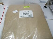 ALEKO TAN PRIVACY SCREEN FENCE WITH GROMMETS PLK0550BEIGE 5' X 50' NEW FREE SHIP