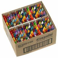 Crayola Assorted Wax Crayons Class Pack - 288 Crayons with 72 Colours