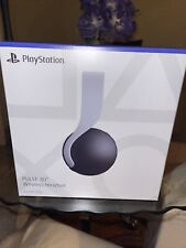 Sony Pulse 3D Wireless Headset for PS5 PlayStation 5 In Hand FAST SHIPPING