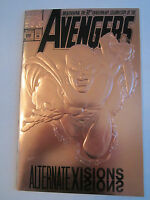 1992 AVENGERS COMIC BOOK - 30TH ANNIVERSARY ISSUE - VERY NICE CONDITION OFC1