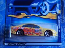 Hot Wheels Holden Commodore SS