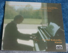 GYORGY KUKORELLY / BEETHOVEN KLAVIERSONATEN  NR. 8, 26, 20 SWISS LP JECKLIN 236