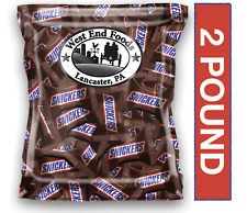 SNICKERS Mini Size Chocolate Candy Bars (2 pound Bag)
