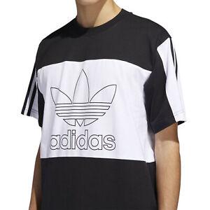 adidas Men's Outline Tee T-Shirt - Black