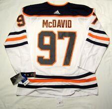 CONNOR McDAVID size 56 = size XXL - Edmonton Oilers away style ADIDAS NHL JERSEY
