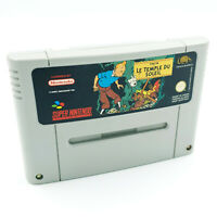 Le Livre de la Jungle - Jeu Super Nintendo SNES - PAL FAH