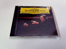 "CARLO MARIA GIULINI ""ANTON BRUCKNER SYMPHONIE NO 7"" CD 4 TRACKS"