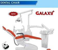 Glaxay Dental Chair With Luxury Led And Under Hanging Delivery Inbuilt V2