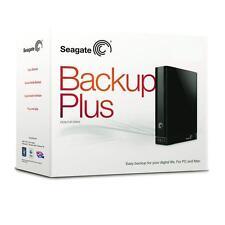 """Brand New Seagate Backup Plus 3TB 3.5"""" External Hard Drive USB3.0 3 TB HDD"""