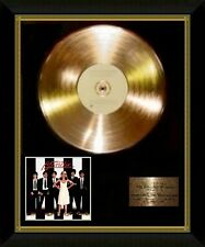 Blondie / Ltd Edition CD Gold Disc / Record / Parallel Lines