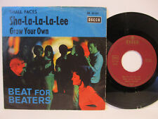 "SMALL FACES 7"" : Sha- La- La- La- Lee = 1966      70er"