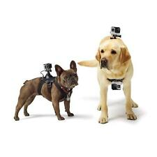 Pet Dog Fetch Harness Chest&Back Strap Belt Mount For GoPro Hero 4 3+ 3 2 1 5 6