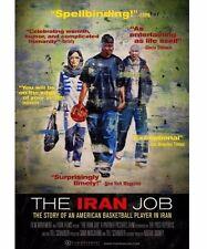 The Iran Job (DVD, 2014) Film Movement Basketball in Iran